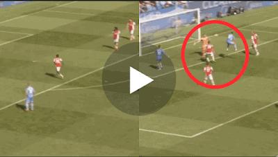 VIDEO: GOOOAAAL Ferran Torres bags brace vs. Arsenal as Citizens hit Gunners for 5 – 0